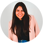 Sarahi Castañeda - Gerente de cuentas