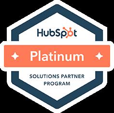 Somos la primera agencia HubSpot Gold Partner en Costa Rica.