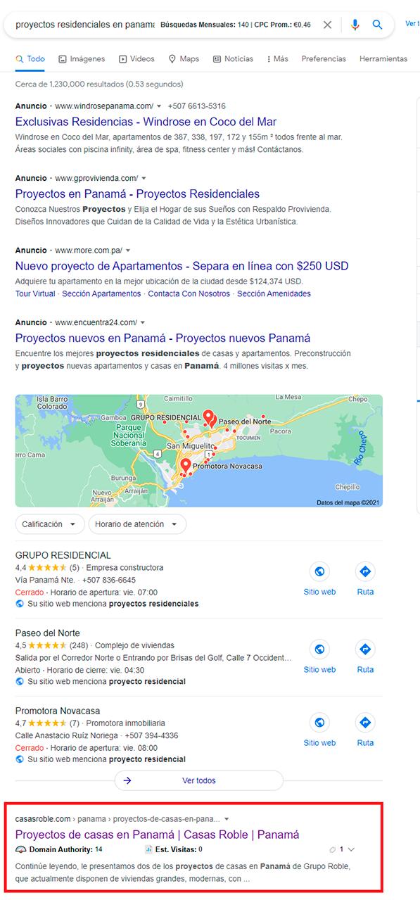 proyectos residenciales en panama